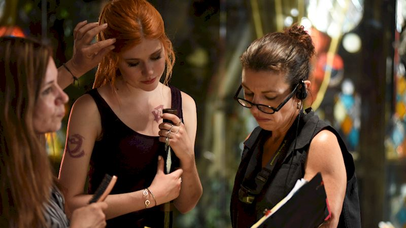 Shadowhunters - [PHOTOS] Incredible Set Photos From Episode Five Of Shadowhunters  - Thumb
