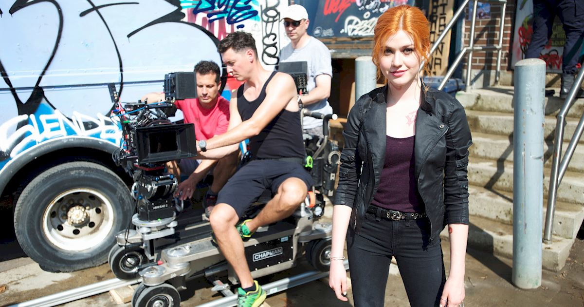 Shadowhunters - [PHOTOS] Incredible Set Photos From Episode Five Of Shadowhunters  - 1004