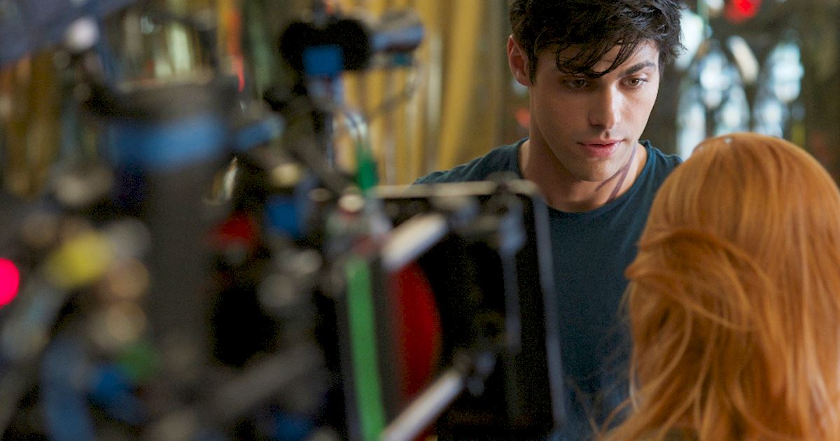 Shadowhunters - [PHOTOS] Incredible Set Photos From Episode Five Of Shadowhunters  - 1009