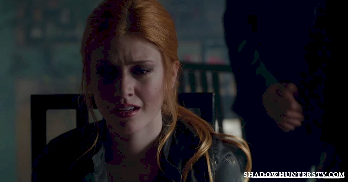 Shadowhunters - 13 Times Shadowhunters Summed Up What Online Dating Is Like - 1014