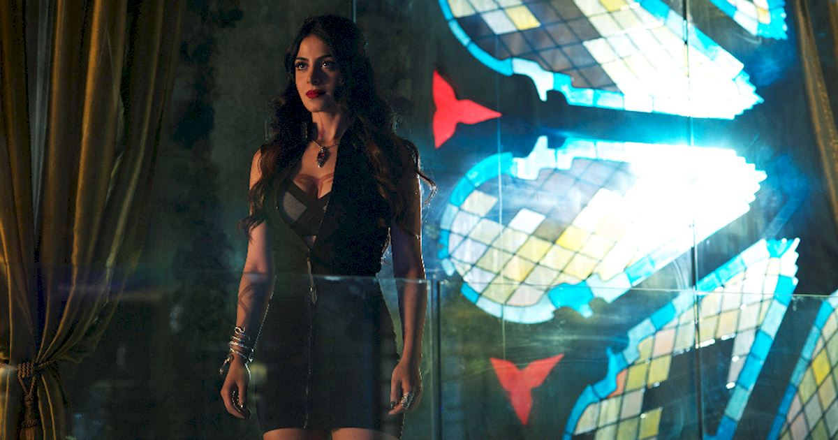 Shadowhunters - [PHOTOS] Episode 106: See How The Shadow World Was Brought To Life - 1015