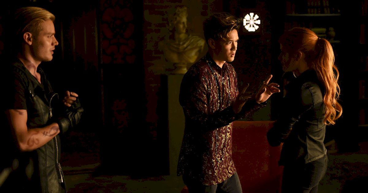 Shadowhunters - [PHOTOS] Spectacular Photos From Episode Seven of Shadowhunters! - 1010