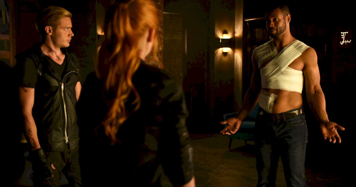 Shadowhunters - [PHOTOS] Spectacular Photos From Episode Seven of Shadowhunters! - 1011