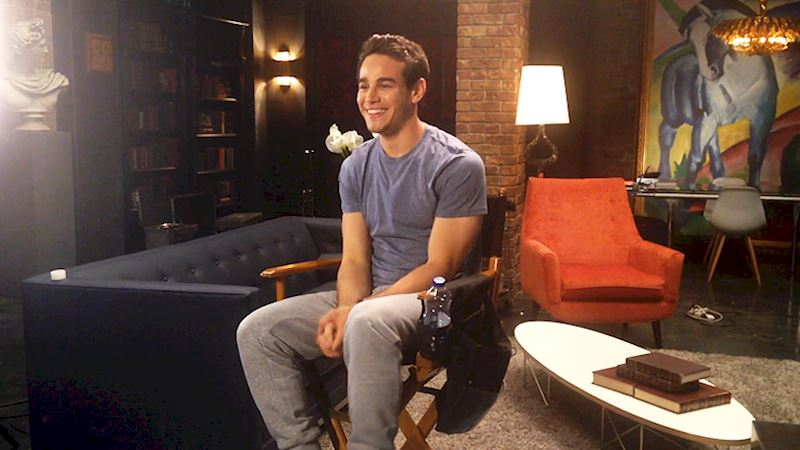Shadowhunters - [VIDEO] Alberto Tells Us About Being BFFs With His Co-Stars!  - Thumb