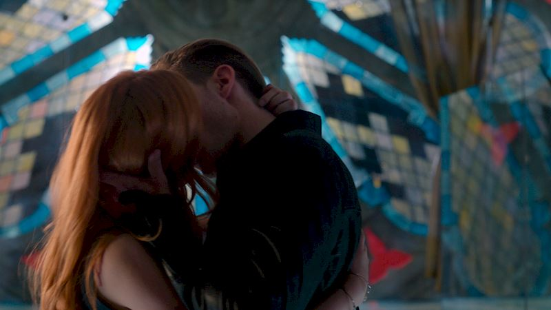Shadowhunters - Ruelle: The Woman Behind the Music From THAT Clace Kiss - Thumb