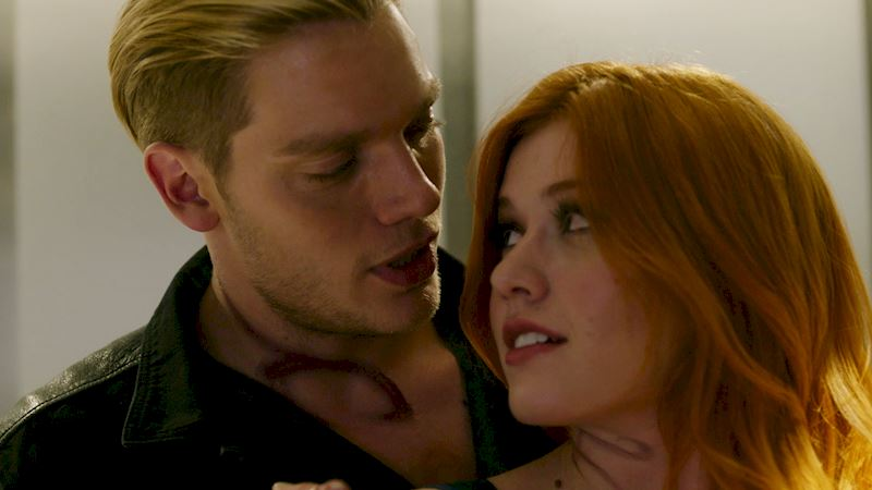 Shadowhunters - [QUIZ] Just How Hard Do You Ship Clace? - Thumb