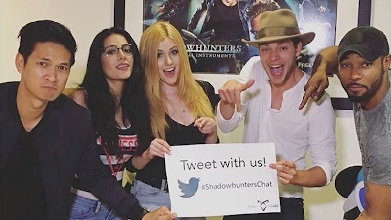 Shadowhunters - Check Out The Cast Commentary For Episode Seven! - Thumb