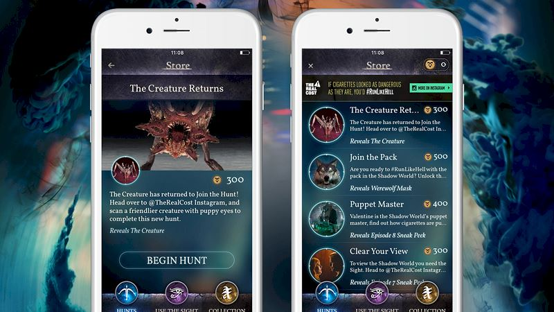 "Shadowhunters - Join The Hunt: New Hunt Released ""The Creature Returns""! - Thumb"