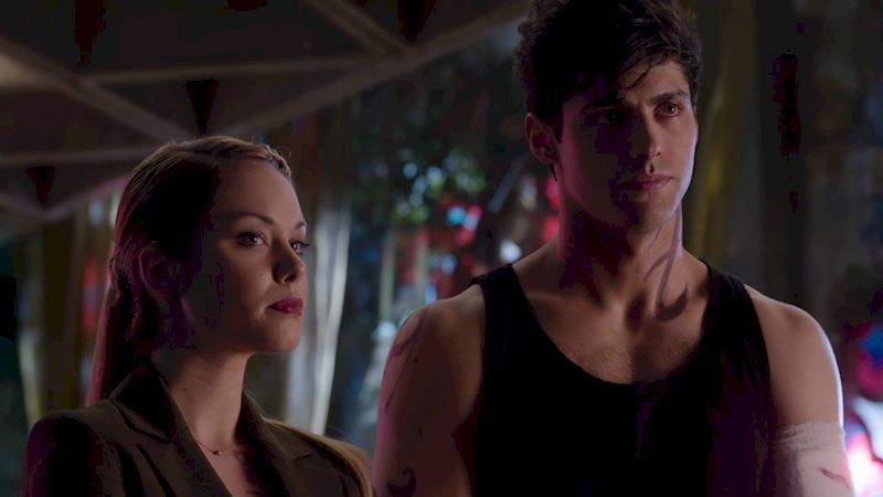 Shadowhunters - Episode 9: So What's The Deal With Lydia Branwell? - Thumb