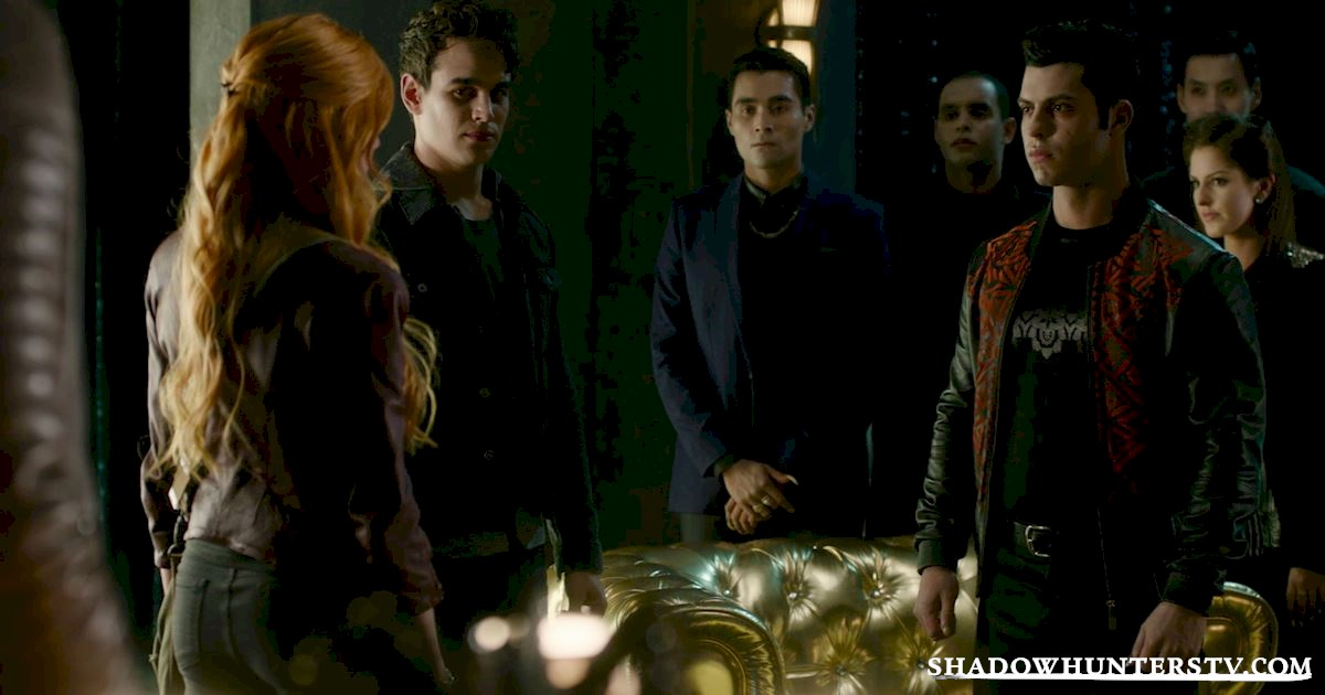 Shadowhunters - 24 Things We Learned From Episode Nine That Will Blow Your Mind! - 1030