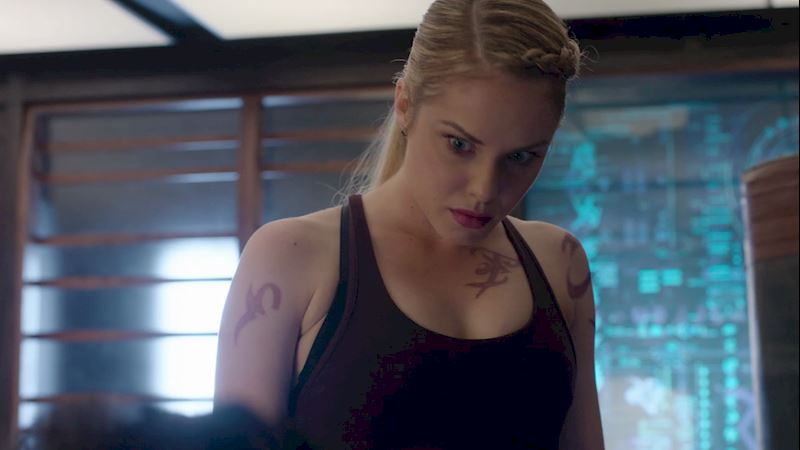 Shadowhunters - 21 Reasons We Are All Lydia Branwell! - Thumb