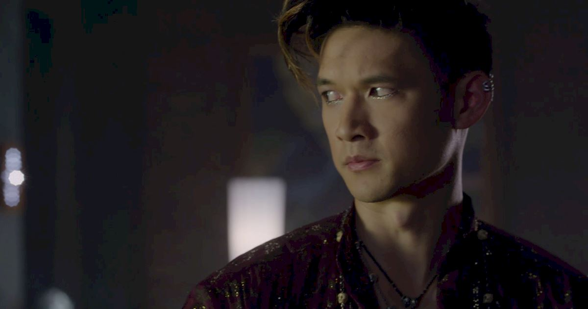 Shadowhunters - The Best Dirty Looks Of Season One (So Far) - 1027