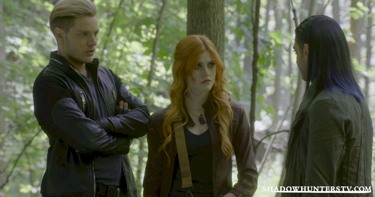 Shadowhunters - 28 Episode Ten Things We Learned That Turned Our World Upside Down - 1002