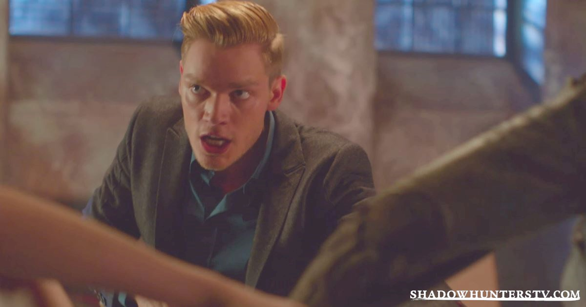 Shadowhunters - 28 Episode Ten Things We Learned That Turned Our World Upside Down - 1055