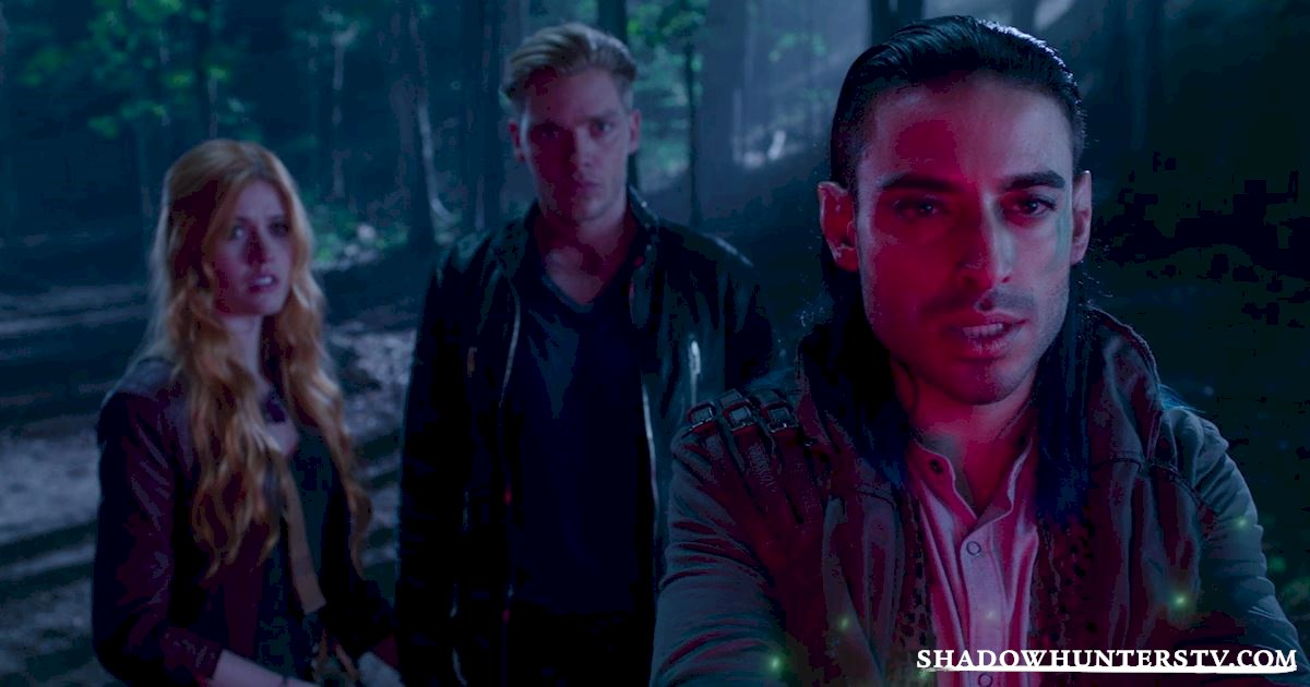 Shadowhunters - 28 Episode Ten Things We Learned That Turned Our World Upside Down - 1006