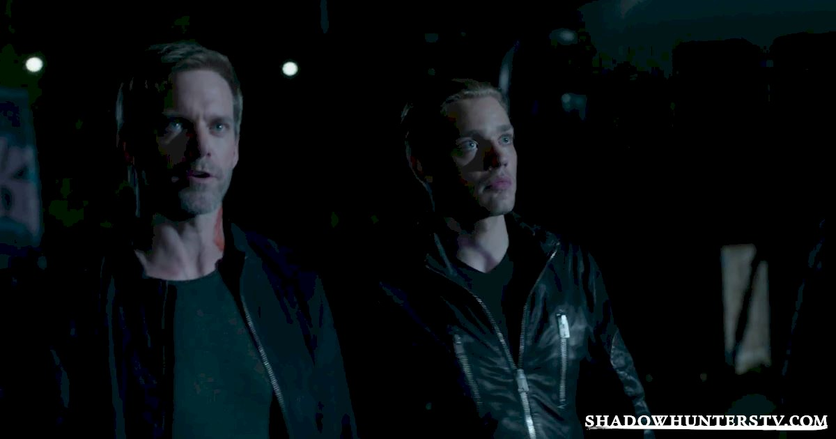 Shadowhunters - Episode 11 Sneak Peek: Our Shadowhunters Are Hot On Valentine's Heels! - 1004
