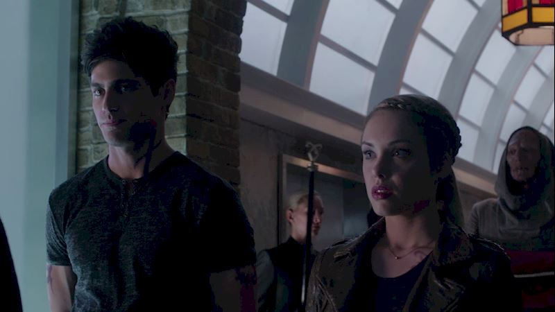 Shadowhunters - [EXCLUSIVE] Episode 11 Sneak Peek: Can Someone Stop Alec and Lydia's Marriage? - Thumb