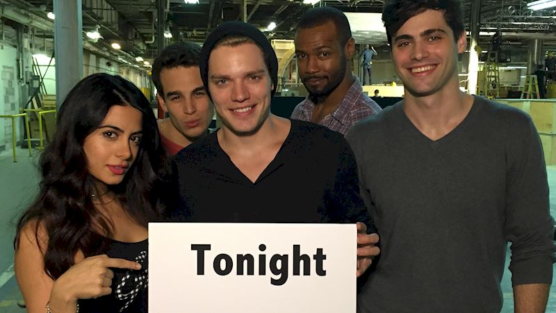 Shadowhunters - The Shadowhunters Premiere is TONIGHT! - Thumb