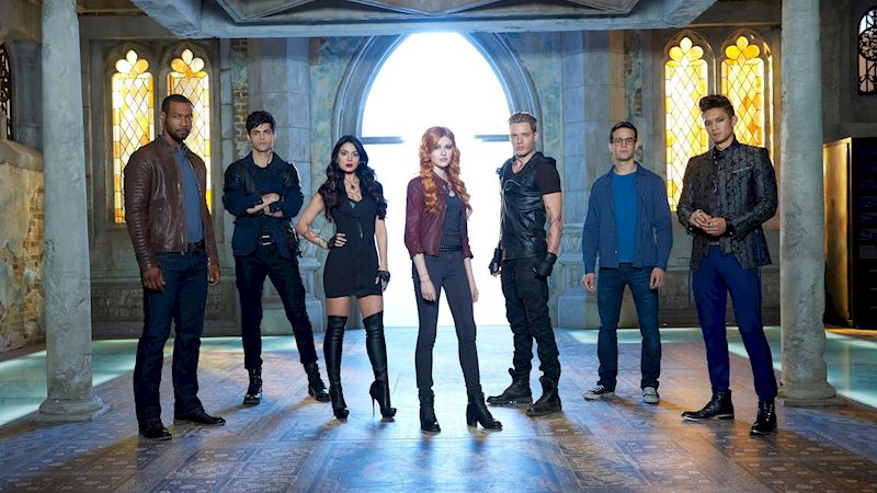 Shadowhunters - [POLL] Your Premiere Dream Date: Who Would It Be? - Thumb
