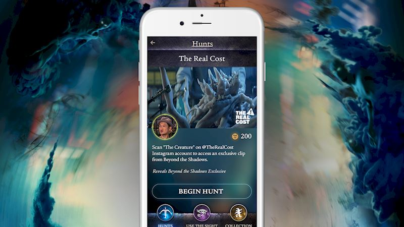 "Shadowhunters - Join The Hunt: New Hunt released, ""The Creature""! - Thumb"