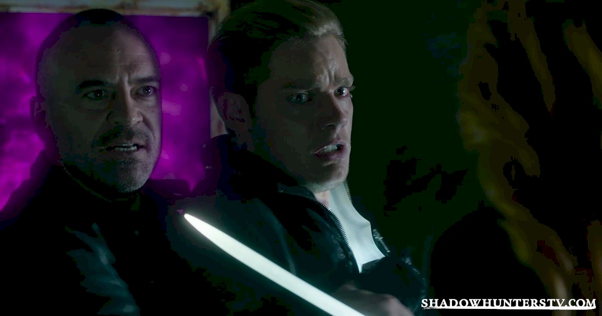 Shadowhunters - 24 Reasons We Are All Valentine! - 1003