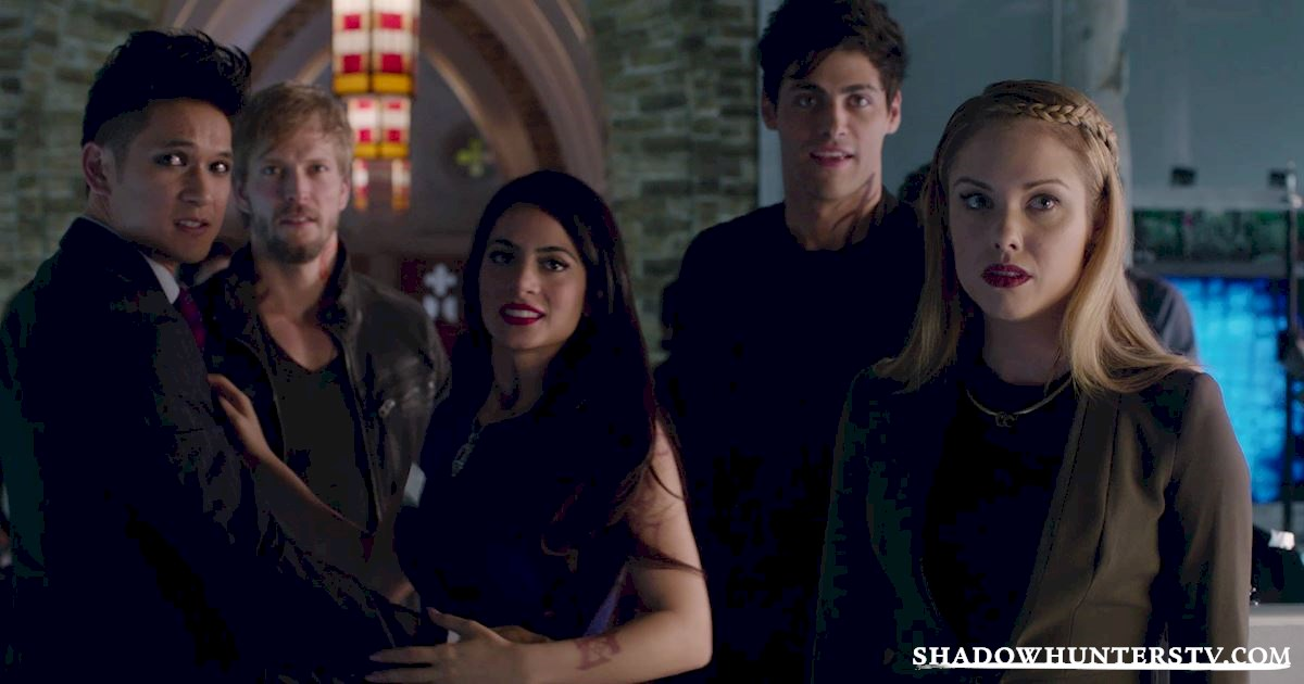 Shadowhunters - 29 Things We Learned In Episode 11 That Will Give You So Many Feels - 1035