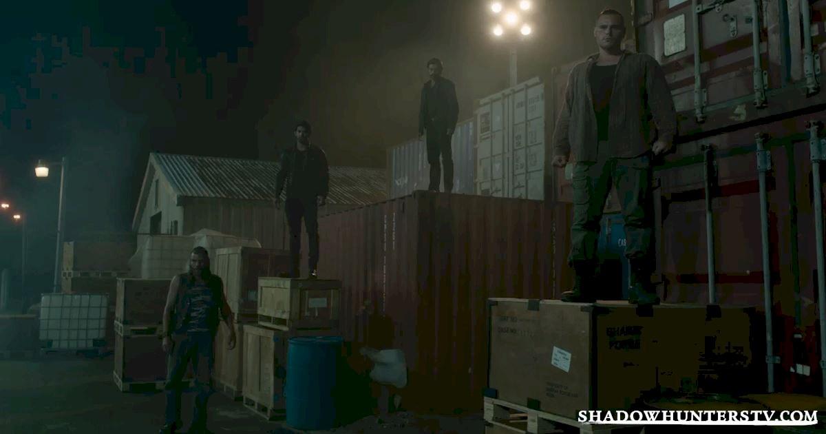 Shadowhunters - The Best Bromances Of Season One (So Far) - 1016