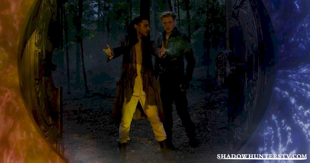 Shadowhunters - The Best Bromances Of Season One (So Far) - 1007