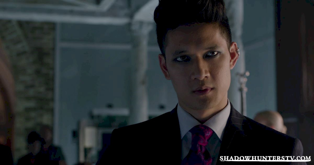 Shadowhunters - 13 Reasons You Want Magnus Bane As Your Lawyer! - 1009