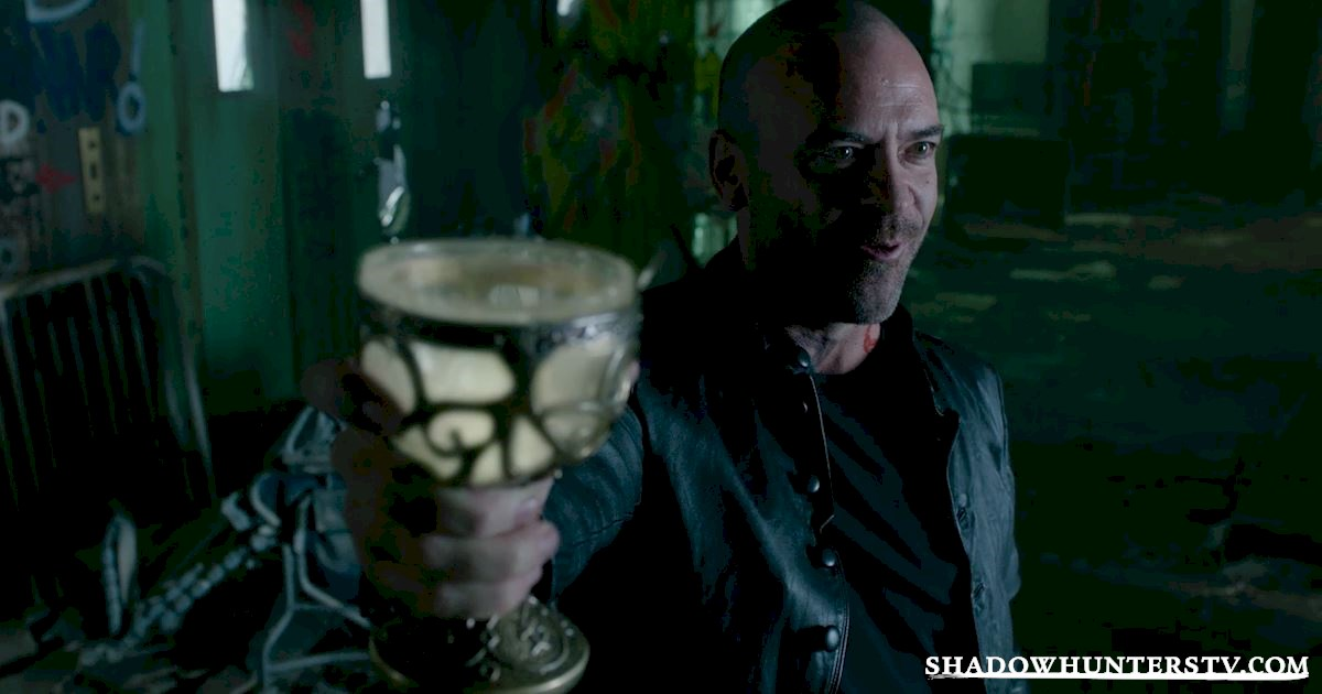 Shadowhunters - 24 Reasons We Are All Valentine! - 1005