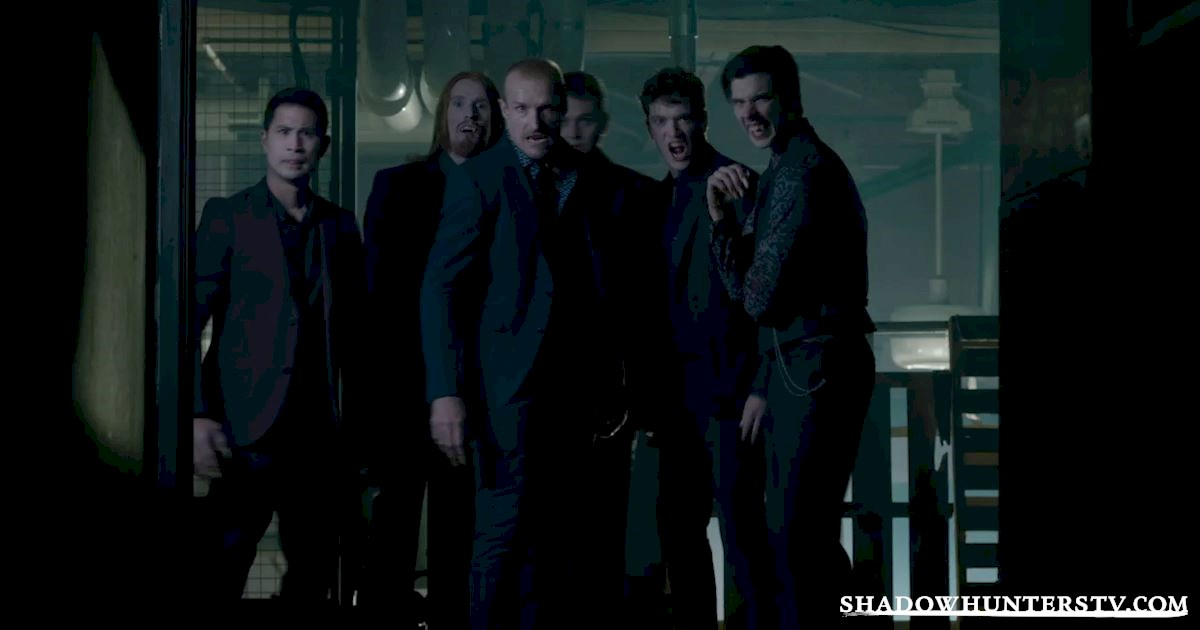 Shadowhunters - The Best Bromances Of Season One (So Far) - 1011