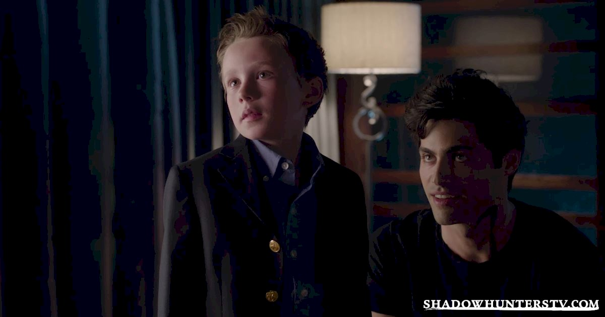 Shadowhunters - The Best Bromances Of Season One (So Far) - 1012