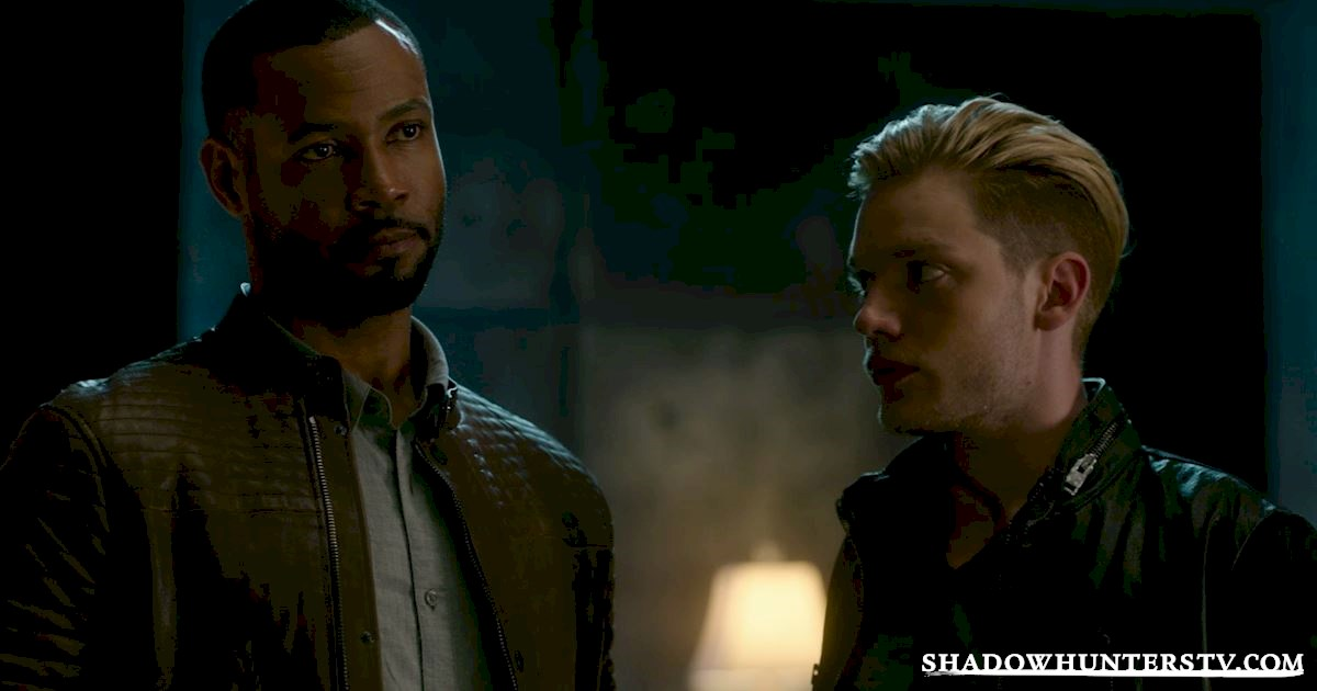 Shadowhunters - The Best Bromances Of Season One (So Far) - 1015