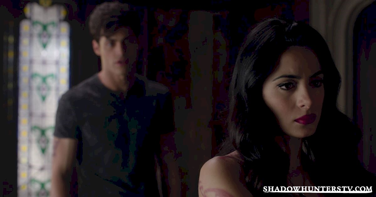 Shadowhunters - 39 Things You Might Have Missed From Episode 11! - 1011