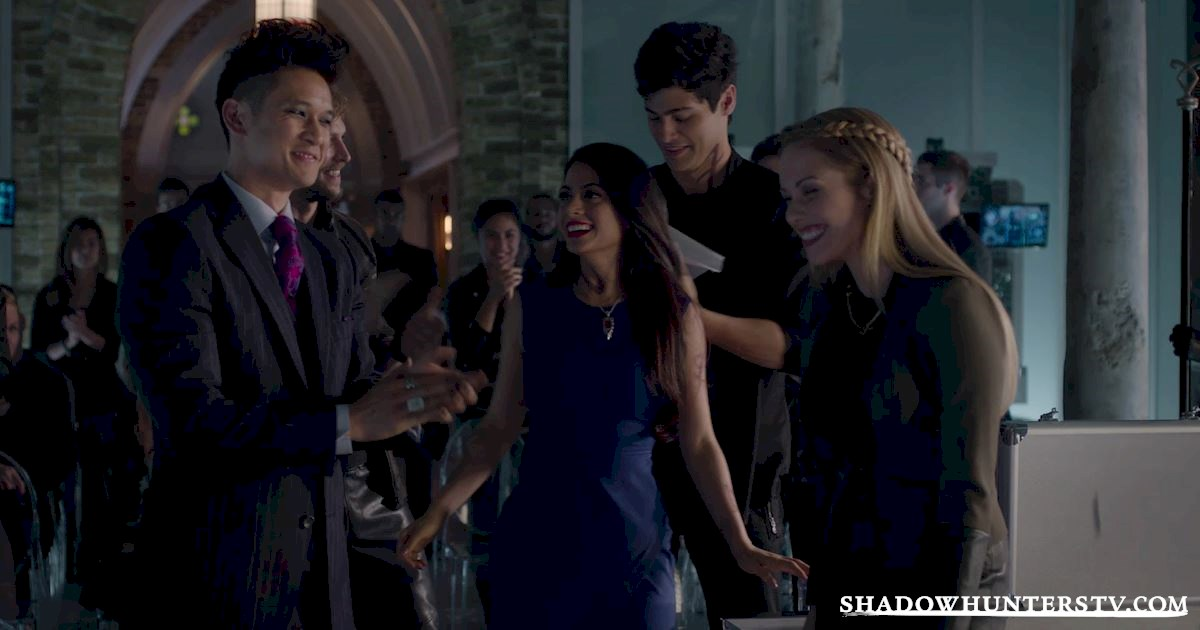 Shadowhunters - 39 Things You Might Have Missed From Episode 11! - 1030