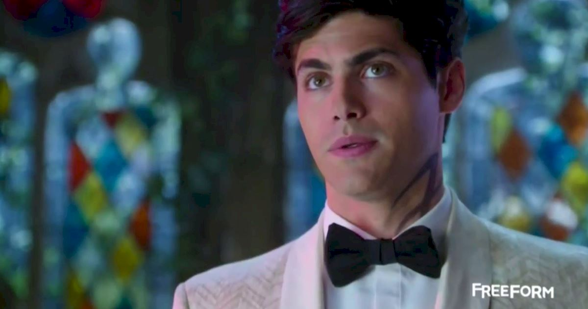 Shadowhunters - Episode 12 Promo: Alec's Wedding Day Choice! - 1004