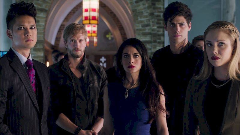 Shadowhunters - Blood Calls to Blood: The Official Episode 11 Recap! - Thumb