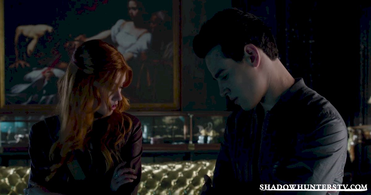 Shadowhunters - 39 Things You Might Have Missed From Episode 11! - 1006