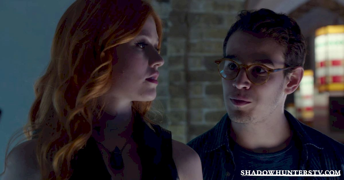 Shadowhunters - Ship Update: Clace, Jalec, Climon And Malec! - 1007