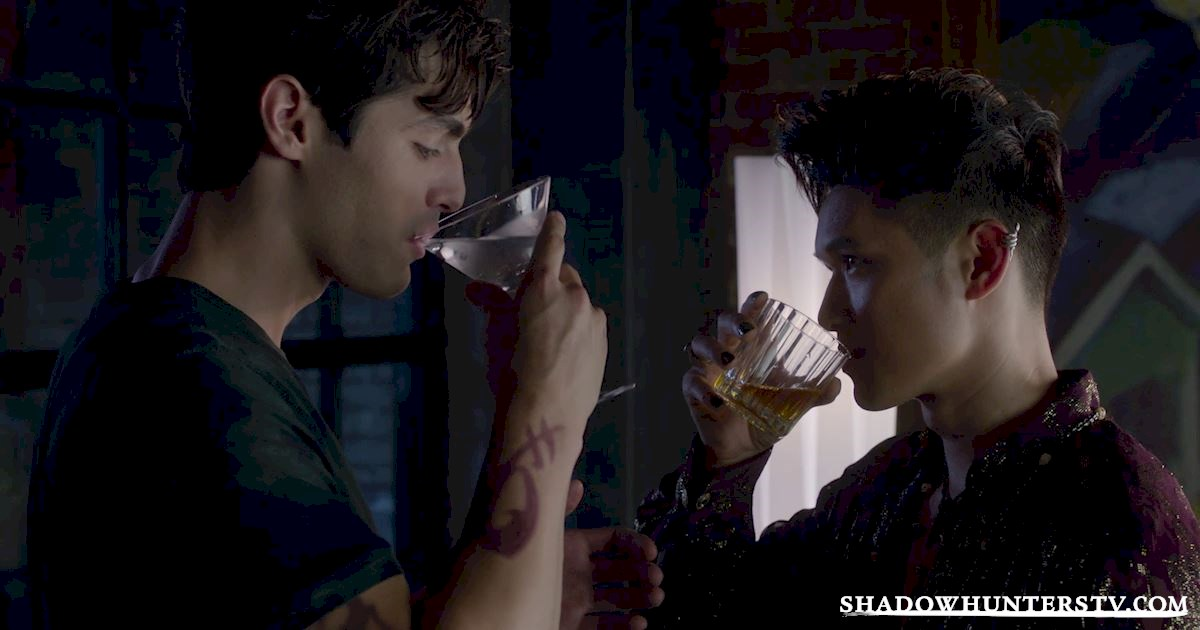 Shadowhunters - Ship Update: Clace, Jalec, Climon And Malec! - 1021