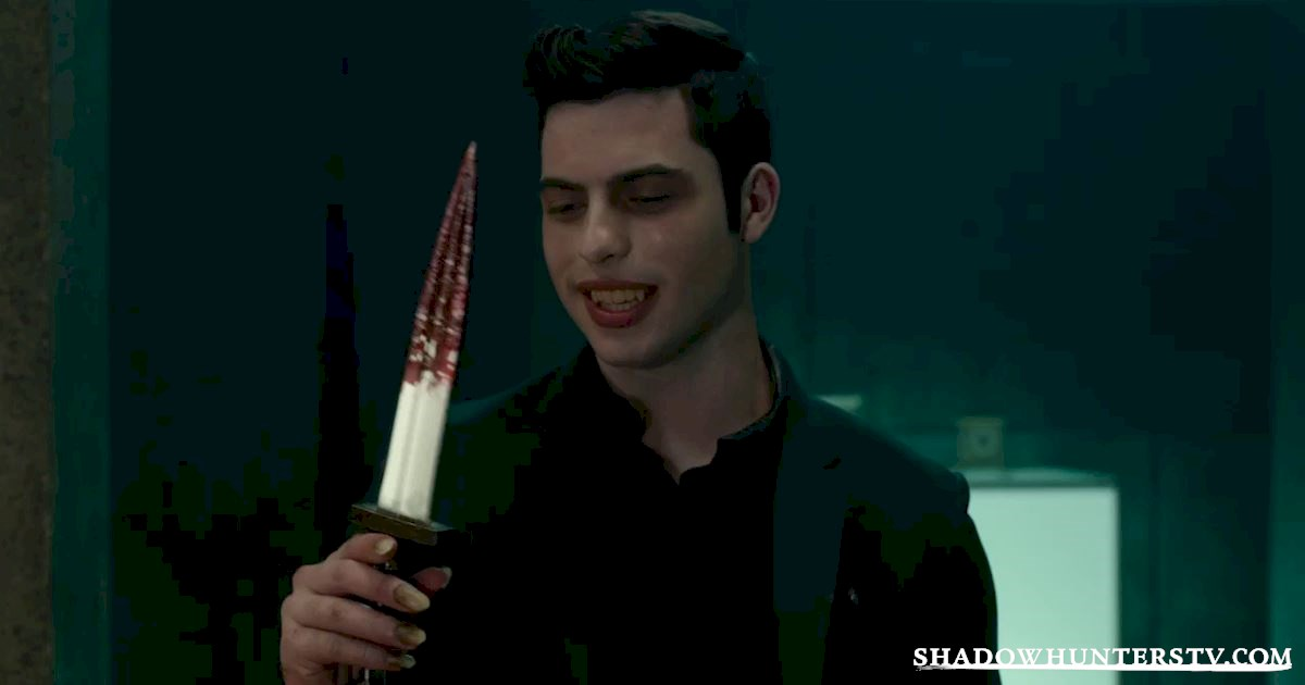 Shadowhunters - #MCM: 20 Times Raphael Was A Hero! - 1005