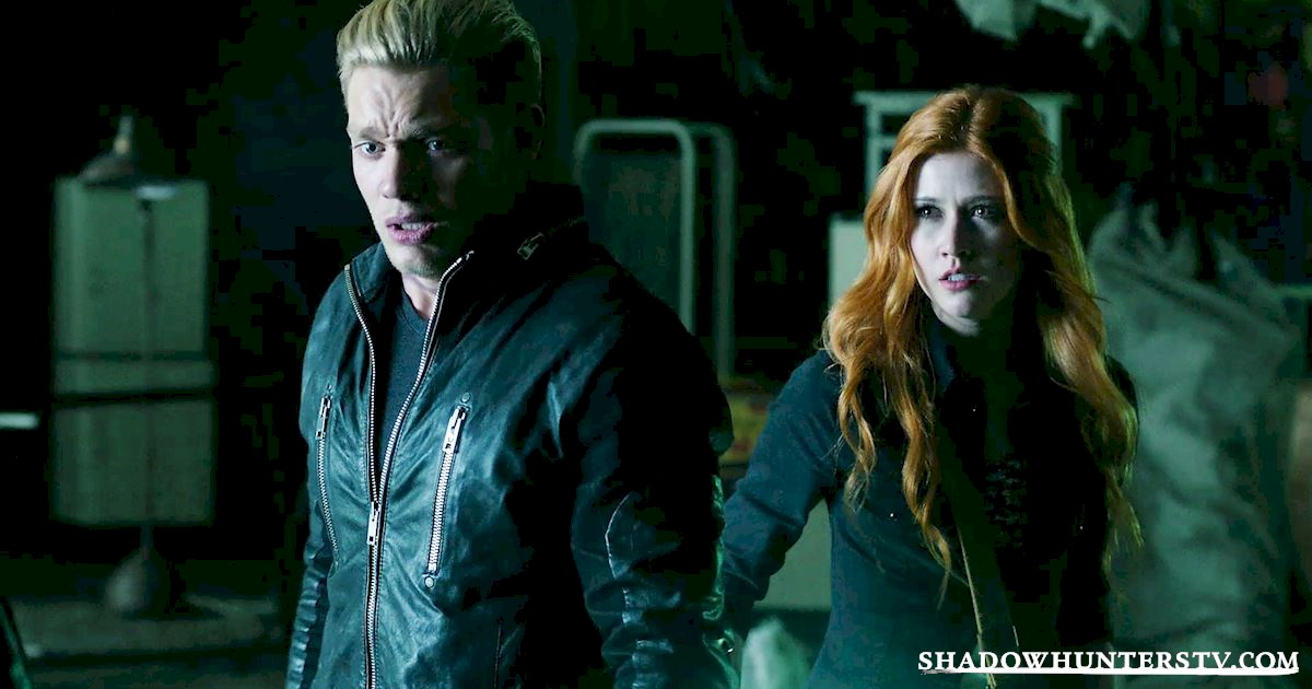 Shadowhunters - Ship Update: Clace, Jalec, Climon And Malec! - 1004