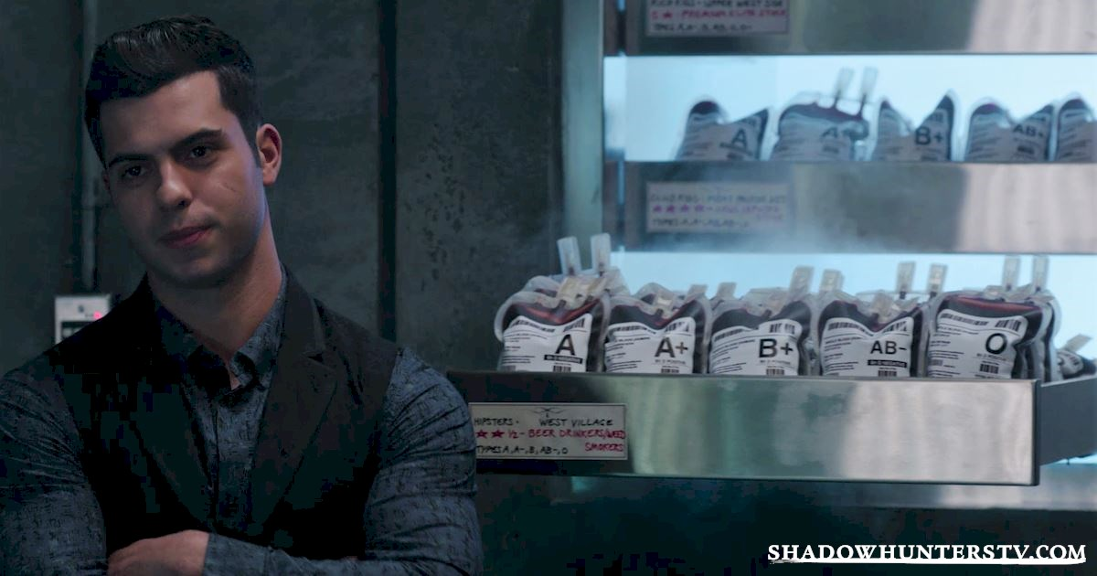 Shadowhunters - #MCM: 20 Times Raphael Was A Hero! - 1001