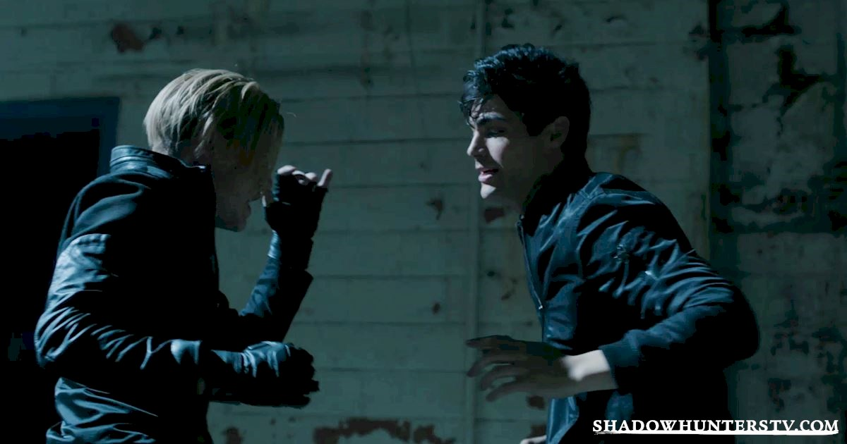 Shadowhunters - Ship Update: Clace, Jalec, Climon And Malec! - 1016