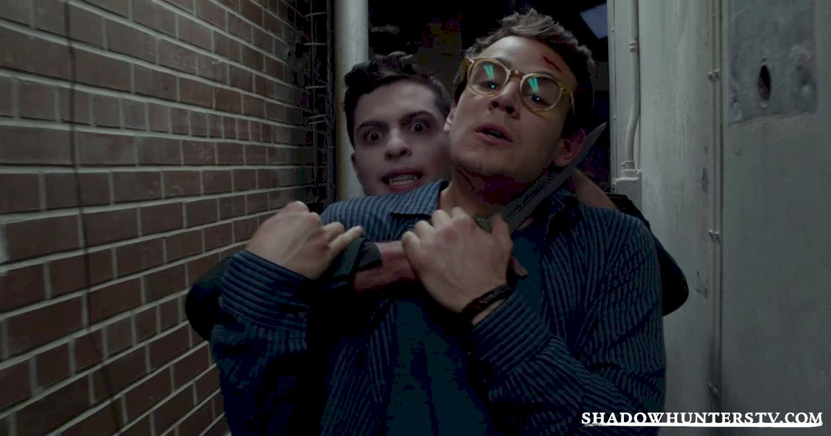 Shadowhunters - #MCM: 20 Times Raphael Was A Hero! - 1008