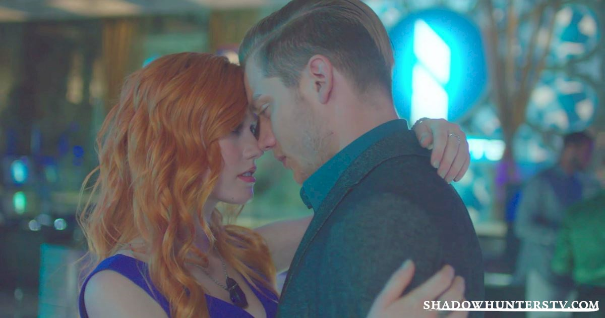 Shadowhunters - Ship Update: Clace, Jalec, Climon And Malec! - 1003