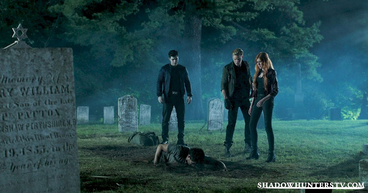 Shadowhunters - #MCM: 20 Times Raphael Was A Hero! - 1013