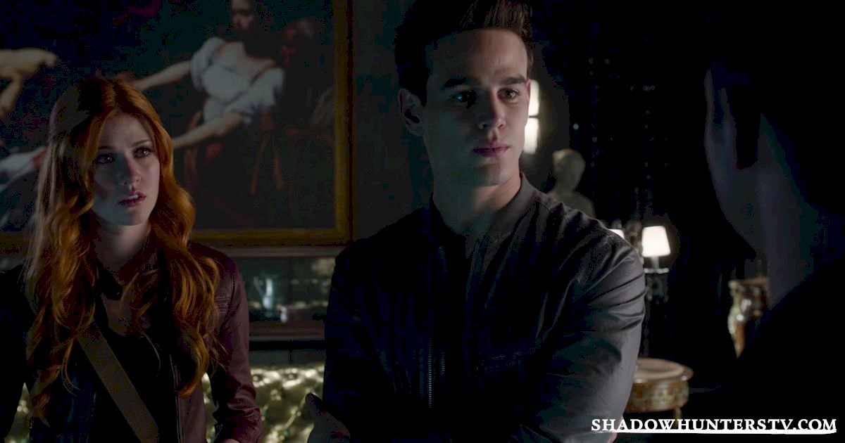 Shadowhunters - #MCM: 20 Times Raphael Was A Hero! - 1020
