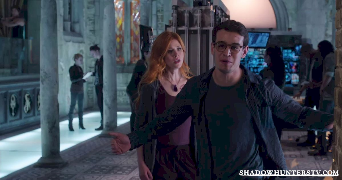 Shadowhunters - Ship Update: Clace, Jalec, Climon And Malec! - 1008
