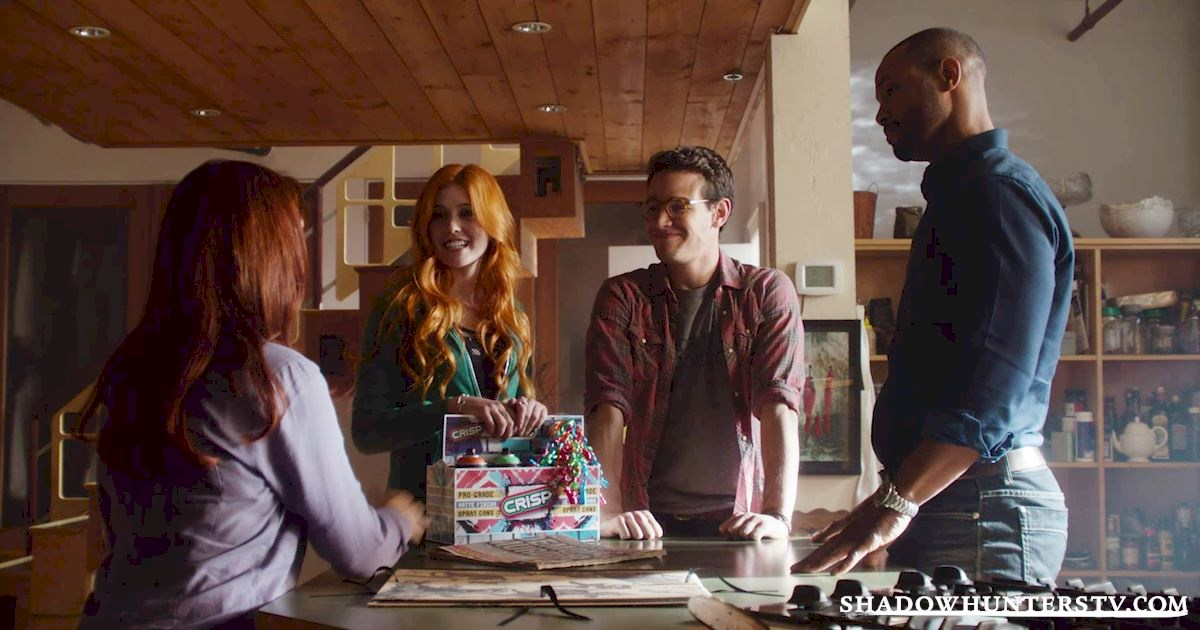 Shadowhunters - Ship Update: Clace, Jalec, Climon And Malec! - 1006